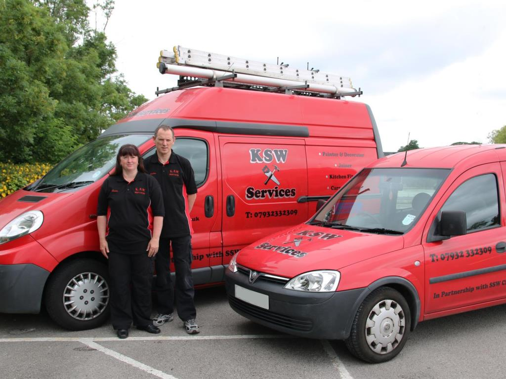 Photo - KSW Services is a family run business with a professional and friendly approach