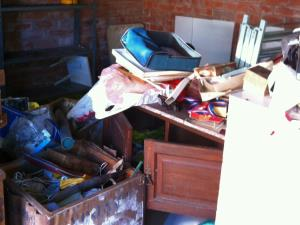 Garage Clearance (2 of 3) - Further items to be disposed of as part of a full property refurbishment in Kirkham