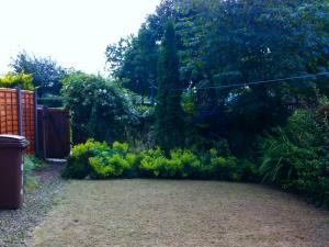 Garden Tidy (2 of 2) - The same garden with a makeover, clearance of all waste from property and ready for sale