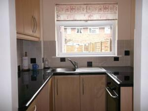 Fitted Kitchen - A small, but functional fitted kitchen installed to a rental property in the Accrington area