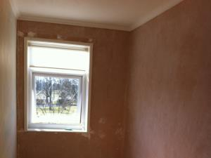 Plastering - Done as part of a full house refurbishment of a buy to let property in the Blackburn area of Lancashire